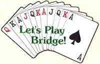 Playing Cards in a Bridge Hand